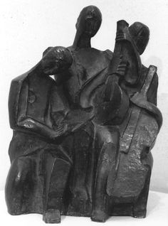 Concerto ,Ossip Zadkine 1926