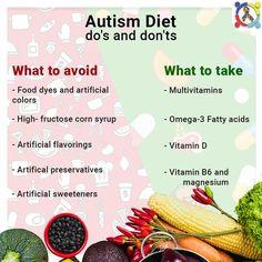 Diet Plan For Autism Spectrum Disorder Autism Diet, Autism Help, Adhd And Autism, Diet For Children, Autistic Children, Children With Autism, Autism Sensory, Autism Activities, Autism Resources
