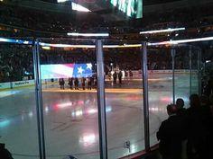 Avs vs Rangers. Feb 12, 2015