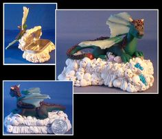 dragon tin by Glori305
