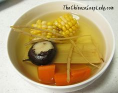 The Chinese Soup Lady & Chinese Soup Recipes » Blog Archive » Sugar Cane and Imperatae Drink