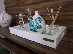 Tô Decorando por Jana Cassis Como fazer seu Aromatizador de ambientes #Home #DIY