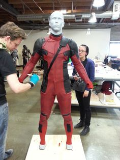 Deadpool - Making of an Iconic Antihero Suit - Tyranny of Style