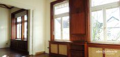 Jetzt Mieten: Besondere Altbau-Gewerbefläche in Oldenburg. 150m², 8 Räume (zw. 21m² und 7,5m²), 2. OG. In einem historischen Gebäude aus 1894.