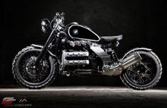 BMW K1200 - GALAXY CUSTOM - RACING CAFE