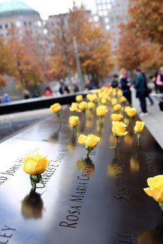 New York City 9-11 Memorial