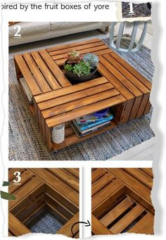 6403624444280774 fruit box coffee table BHG project
