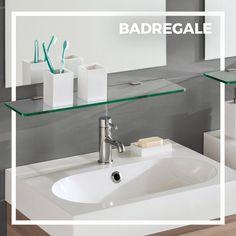 Edelstahl Wandregal - ideal fürs Bad... | Regale für das Badezimmer ...