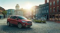The #2017FordEscape near #Clarksville, IN is the successor to a proud legacy. Indeed, when this vehicle was first released in 2001, only a few manufacturers offered a compact-sized crossover.