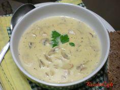 zuppa di funghi svedese #zuppa #soup