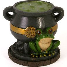 Toads are used as ingredients in brews and as familiars. Toad skins are used for the poison which is secreted from their glands when injured or provoked. The poison is hallucinogenic by lore. Depending on what type of a toad it is, the poison may just taste bad or it may kill.