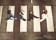 """No dia 10 de abril de 1970, há exatos 44 anos, Paul McCartney anunciava o fim oficial dos Beatles. Considerada a maior banda de todos os tempos, os quatro rapazes de Liverpool fazem parte do imaginário popular. E como tudo que é pop, também foram """"abraçados"""" pela propaganda. Na mente dos criativos, os Beatles permanecem na ativa. Tanto que o Adnews resolveu selecionar dez ações que aproveitam a imagem de Lennon, Paul, George e Ringo. Confira: Agência: Craverolanis Euro Rscg ..."""