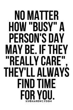 Busy boyfriend long distance