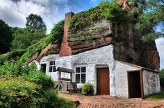 Kinver Edge Rock Houses.