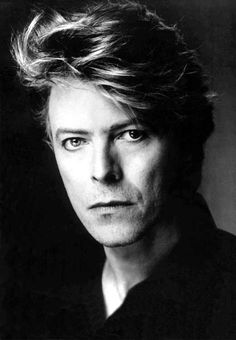 David Bowie. I've discovered recently how attractive he actually is.