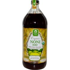 EXTRA SALE on #iHerb Genesis Today Organic Noni 100 18,57 OFF - Now $17,53 #RT #Vegetarian Discount applied in cart