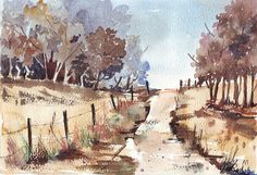 Nice watercolor blog.....Art & Creativity : My Sketchbook