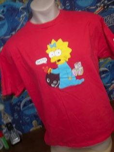 - simpsons maggie t-shirt xl