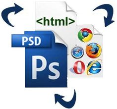 Things To Considered Before Hiring PSD to HTML Service