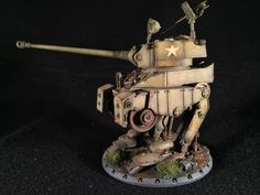 Allied walker
