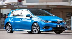 Review: 2016 Toyota Corolla ZR