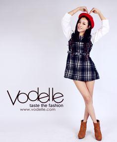 Model: Rinny Love Photographer: Alvin Ooi Studio: Vodelle' Studio VODELLE ♥ Taste the Fashion