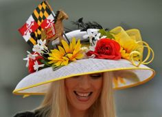 Preakness Stakes 2nd leg of triple crown #myhometown