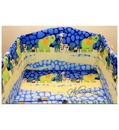 2-elementowa pościel do łóżeczka 120x90 cm