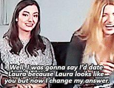 negovanman / natlise If you could date any Carmilla character, who would it be?