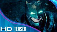 Batman v Superman: Dawn of Justice - Teaser Trailer - Subtitulado Españo...