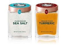 Turmeric and Sea Salt is often used for beauty remedies, including the removal of body hair - details inside