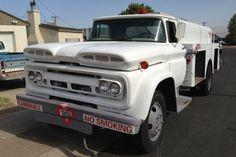 No Smoking! 1961 Chevrolet C60 Tanker - http://barnfinds.com/no-smoking-1961-chevrolet-c60-tanker/