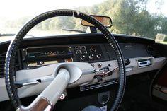 Interior Citroen ID 19 1967