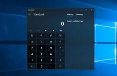 مایکروسافت ماشین حساب ویندوز را بهصورت متن باز در گیت هاب منتشر کرد Open Source, Calculator, Microsoft, Desktop Screenshot, Windows, Memories, History, Memoirs, Souvenirs