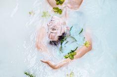 """""""LA FLEURS"""" Portraitserie Blumenliebe"""