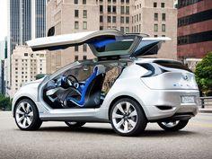 Hyundai Nuvis Concept Car