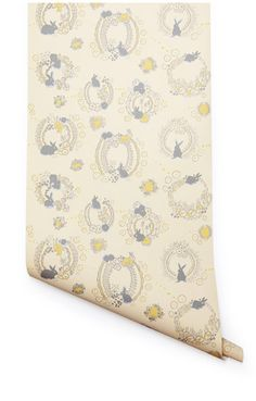 Wallpaper by Emily Isabella via Hygge & West...Evie's closet?