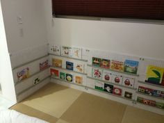Toddler Classroom, Kids Furniture, Housekeeping, Diy For Kids, Baby Room, Diy And Crafts, Bookcase, Kids Room, House Design