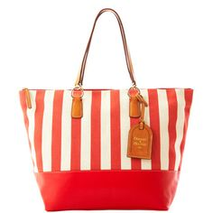 Dooney & Bourke: Linen O-Ring Shopper