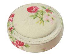 Button It - Cinta métrica, diseño floral (1,5 m)