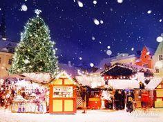 Встретить Новый год в отелях Эстонии