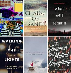Not The Booker Prize Shortlist 2016 by savidgereads. #hotreads