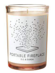 <p>Portable Fireplace 7 oz</p><p>To make it smell like you have a fireplace, especially when you don't have a fireplace.</p><p><strong>Top Notes: </strong>Draft pine wood, atlas cedar</p><p> </p>