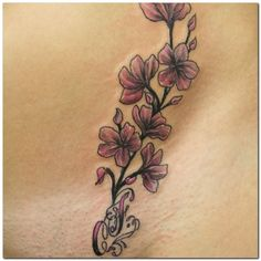 magnolia tattoos for women | Tattoo Designs | Flower Tattoos Designs | Hawaiian Flower Tattoo ...