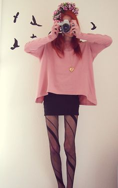 Rosa & Giveaway!! (by Michaela Scalisi) http://lookbook.nu/look/4635117-Rosa-Giveaway