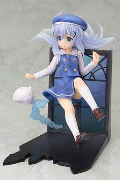 "Crunchyroll - Kotobukiya Previews ""Is The Order a Rabbit??"" Chino Figure"