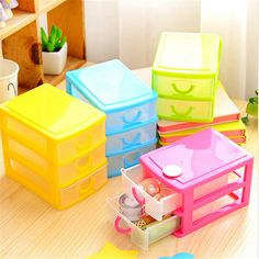Home & Garden Makeup Organizer Box Jewelry Necklace Nail Polish Earring Plastic Bathroom Box Home Desktop Organizer For Cosmetics Products Are Sold Without Limitations