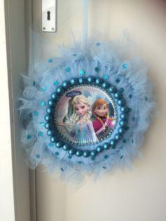 Krans verjaardag Frozen