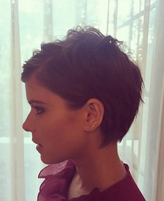 Kate Mara's New Pixie Cut is Giving Us A Serious Case Of Scissor-Happy Hands | Beauty High