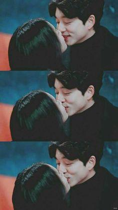 Goblin-Gong Yoo x Kim Go-eun_Korean Drama_id-Subtitle Goblin The Lonely And Great God, Goblin Gong Yoo, Kim Go Eun Goblin, Goblin Korean Drama, Ji Eun Tak, Yoo Gong, I Love Cinema, Weightlifting Fairy, Yook Sungjae